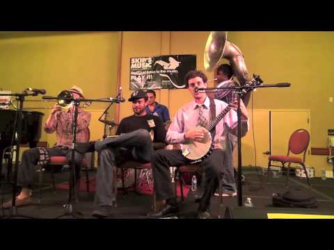 "New Orleans Swamp Donkeys Traditional Jazz Band ""When It"