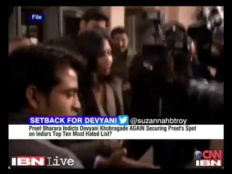 Diplomat Devyani Khobragade re-indicted, arrest warrant issued