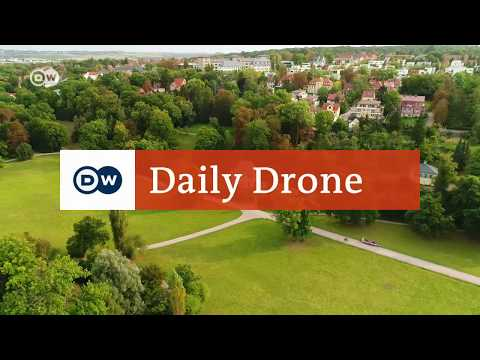 #DailyDrone: Goethe's Garden House