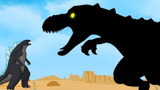 Godzilla vs. Shin Godzilla: Dinosaur Attack Funny  | Godzilla & Dinosaur Movie Cartoon