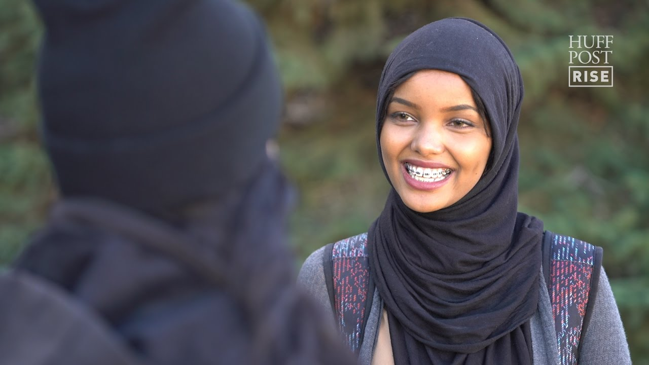 Somali muslim girls