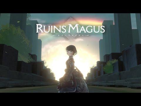 VR魔法アクションRPG『RUINSMAGUS ~ルインズメイガス~』セカンドトレーラー