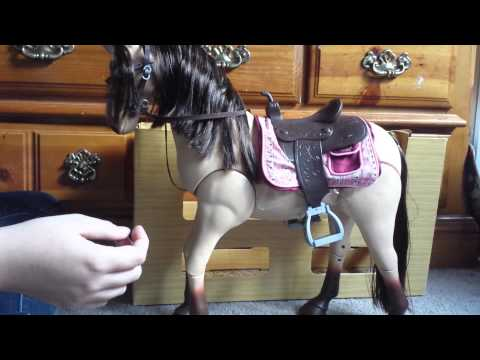 Review: Poseable Morgan Horse