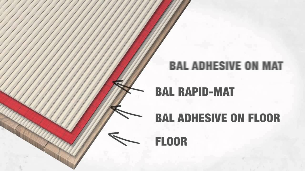 Bal rapid mat installer guide youtube bal rapid mat installer guide dailygadgetfo Choice Image