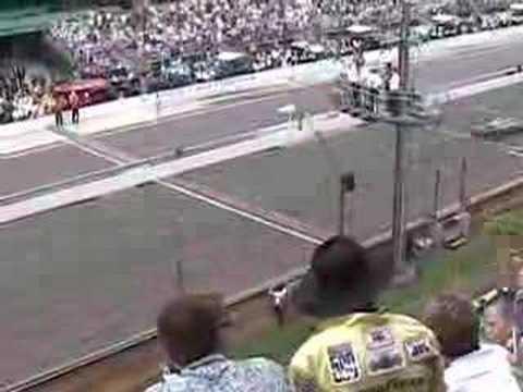 2007 Indianapolis 500 - Field Goes Green