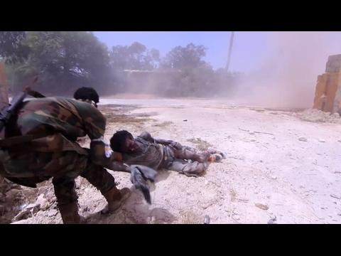 الجيش الليبي في مواجهة داعش: صور فريدة من نوعها للمعركة في بنغازي
