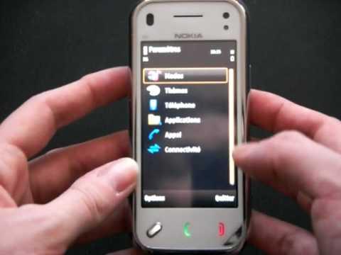 Test Du Nokia N97 Mini   Par Top-For-Phone.fr