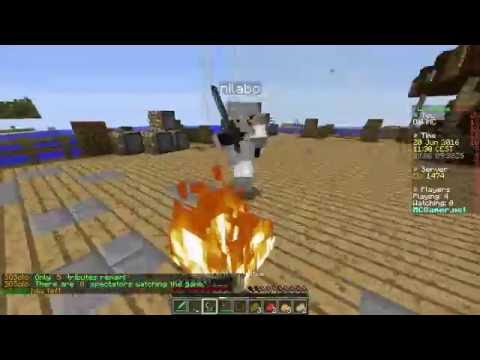 Minecraft Hunger Games - Epizoda 62 - Ubijam Hakera