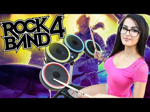 ROCK BAND 4 UNBOXING & GAMEPLAY