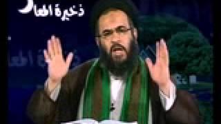 الاستاذ عادل العلوي ذخیرة المعاد رمضان اليوم 11