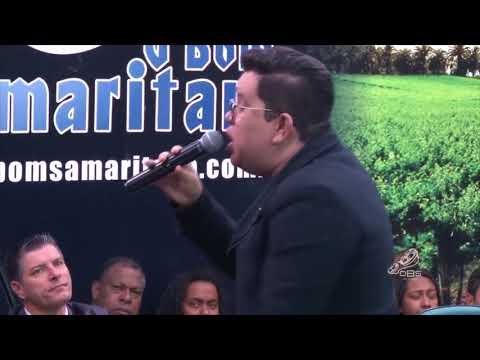 Esse testemunho é impactante - cantor JULIO LIMA