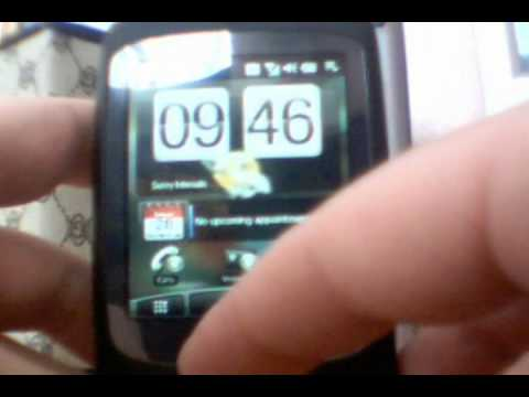 Htc Touch Dual 4GB (Best Theme)