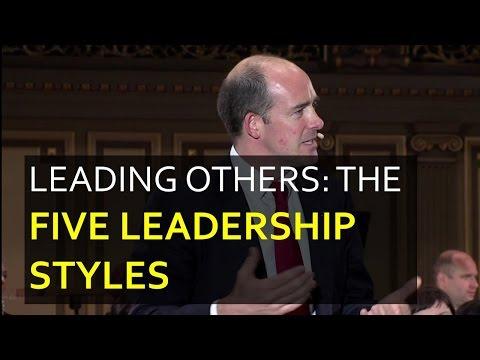 The 5 Leadership Styles