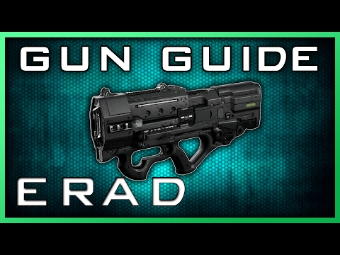 Best ERAD Variant! | Infinite Warfare Gun Guide #8 (Detailed Weapon Stats & Review)