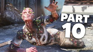 FALLOUT 76 WASTELANDERS Gameplay Walkthrough Part 10 - OFFICIAL MEMBER OF THE FIRE BREATHERS