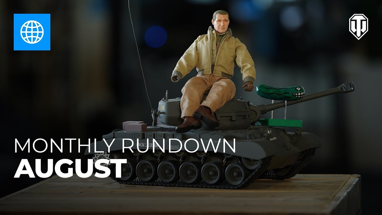 A Preview of August Specials   General News   World of Tanks