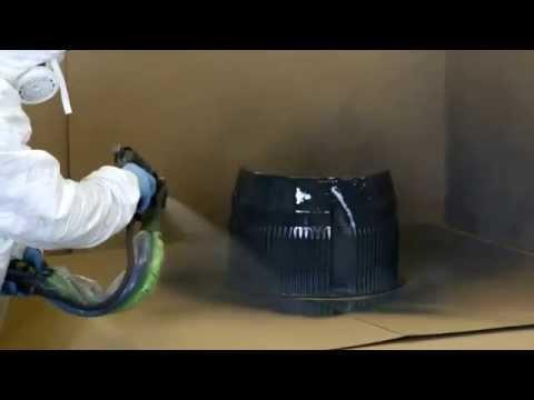 Polyurethane Protective Spray Coating And Lining