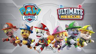 PAW Patrol - ULTIMATE Fire Truck Premiere