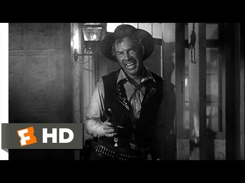 The Man Who Shot Liberty Valance (7/7) Movie CLIP - Showdown with Liberty Valance (1962) HD
