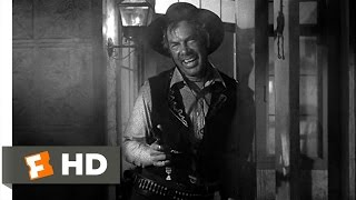The Man Who Shot Liberty Valance (7/7) Movie CLIP - Showdown with Liberty Valance (1962) HD