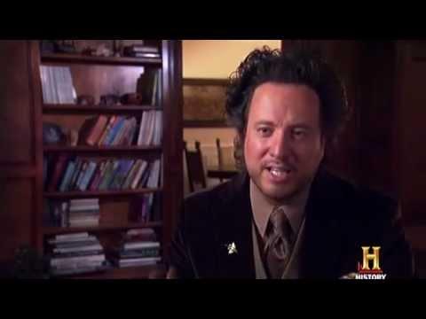 Giorgio Tsoukalos on FOXP2