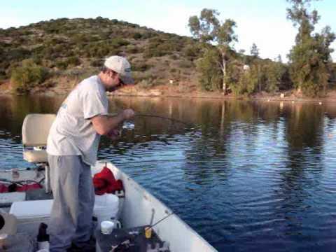 Lake jennings fishing fun youtube for Lake jennings fishing