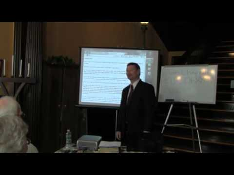 Tim Turner explains Republic Land Patent (Highest form of Deed & Ownership) 5 of 9