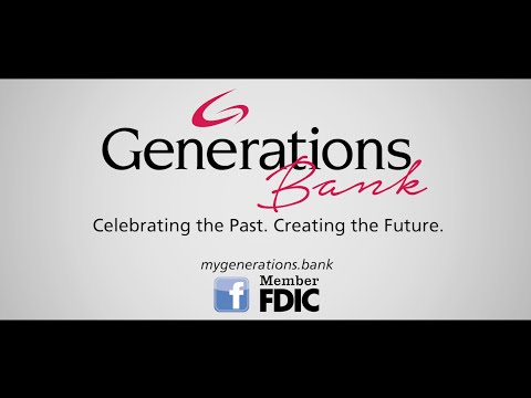 GENERATIONS BANK | REBRAND VIDEO