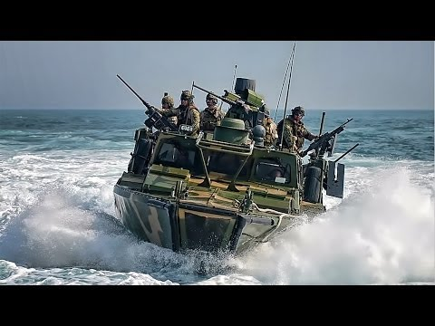 Riverine Command Boat • Ready To Rumble
