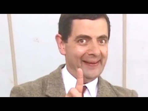 String Bean | Funny Clips | Classic Mr Bean