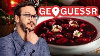 Potrawy Wigilijne - Geoguessr