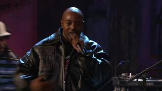 Grandmaster Flash and the Furious Five perform