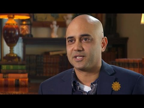 Meet Pulitzer Prize-winning playwright Ayad Akhtar