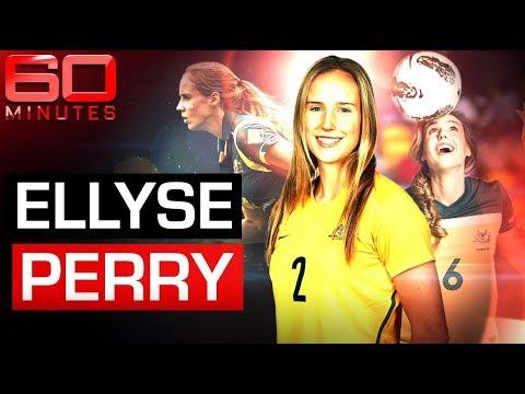 The Golden Girl Of Australian Sport: Ellyse Perry | 60 Minutes Australia
