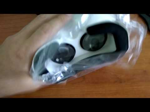 VR SHINECON G05A 3D Glasses for 4.7 - 5.5 inch Phones  -  WHITE