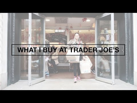 What I Buy at Trader Joe's | Scout The City