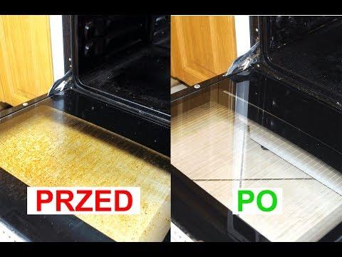 Jak wyczyścić na błysk piekarnik