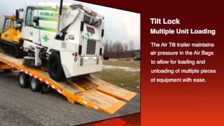 Video still for Felling Air Tilt Series Demo