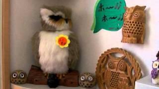 NHKでオンエアーされた「ふくろう郵便局」-2-です。