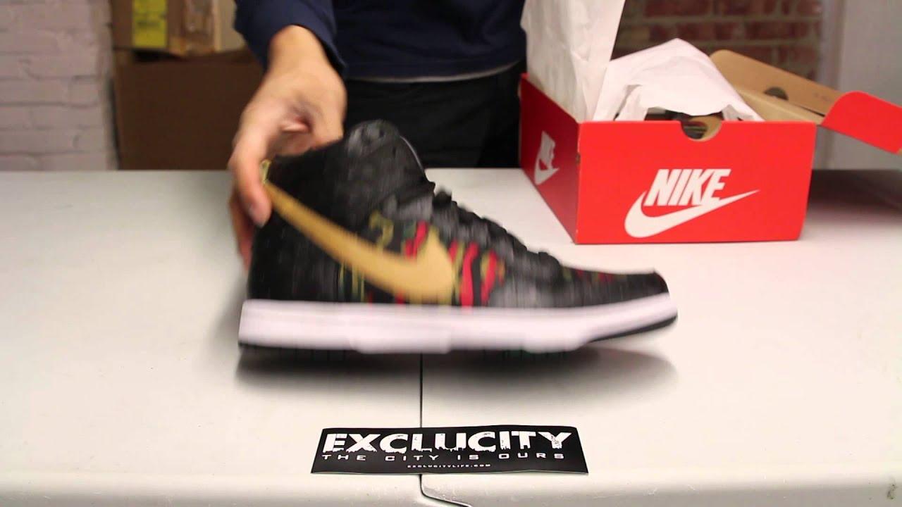 best service 279ff 6c2ef Nike Dunk CMFT PRM QS