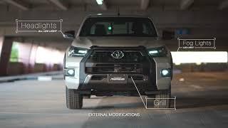 Toyota Hilux Adventure - تويوتا هايلكس ادفنشر