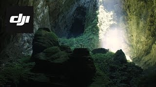 DJI Stories – Exploring Son Doong, the World's Largest Cave