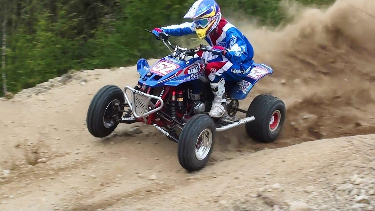 Rebel Trx >> Epic TRX250R MX Sandpit Moto! - YouTube