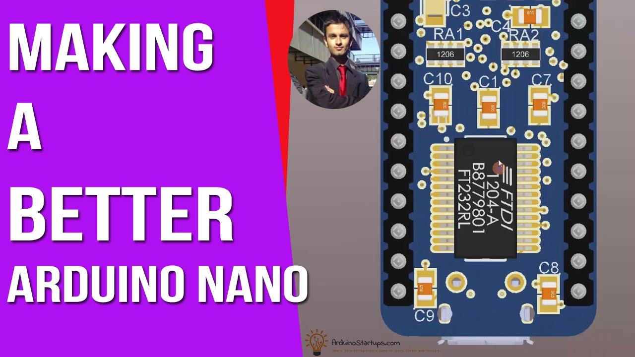 Making a better Arduino [ Arduino Altium Designer PCB Design Course ]
