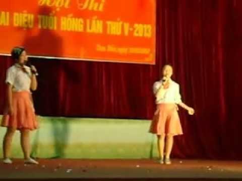 Bai hat khuc hat chim son ca- Huyen Trang va Thanh Truc trinh bay