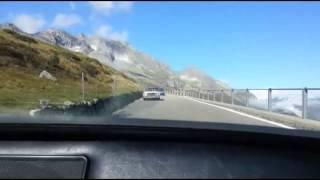 Goldfinger Furka Pass 2014