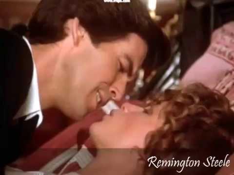 RS~Remington Steele & Laura Holt: Kiss a Girl