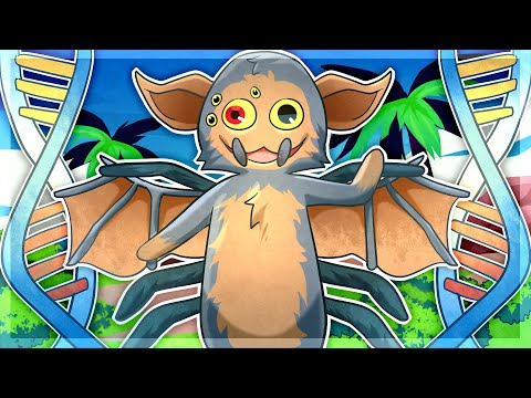I EVOLVED HUMANS With Animal DNA And This Happened in Genomon