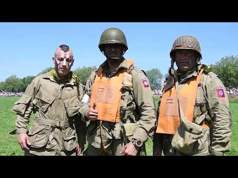 DFN:Overall D-Day 74 Social Media, NORMANDY, FRANCE, 06.06.2018