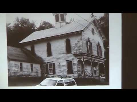History of the Clinton Town Historical Center and Wing's Hall  6 29 2017